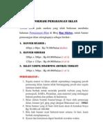 Informasi Pemasangan Iklan