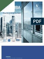 MBA Brochure Final Dec 2011