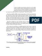 4.1 Data Driven Modelling