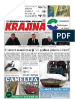 Unsko-sanske novine Krajina [broj 824, 10.2.2012]