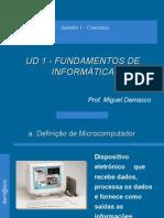 Fundamentos de Informática!