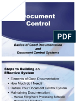 AS9100-PPT Document Control