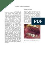 2.5 Oral Submucous