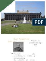 Karl Friedrich Schinkel Neoclas
