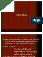 4. Silicoza Curs IV