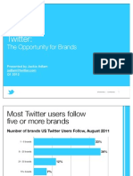 Introduction to Twitter's Promoted Products