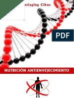Nutrición Antienvejecimiento