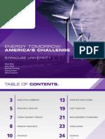 """Edventure Partners' """"Energy Tomorrow"""