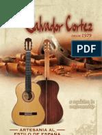 Salvador Cortez Brochure