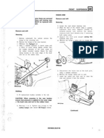 Range Rover Manual Suspension