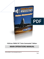 FS2Crew2010 PMDG 747 Main Ops Manual