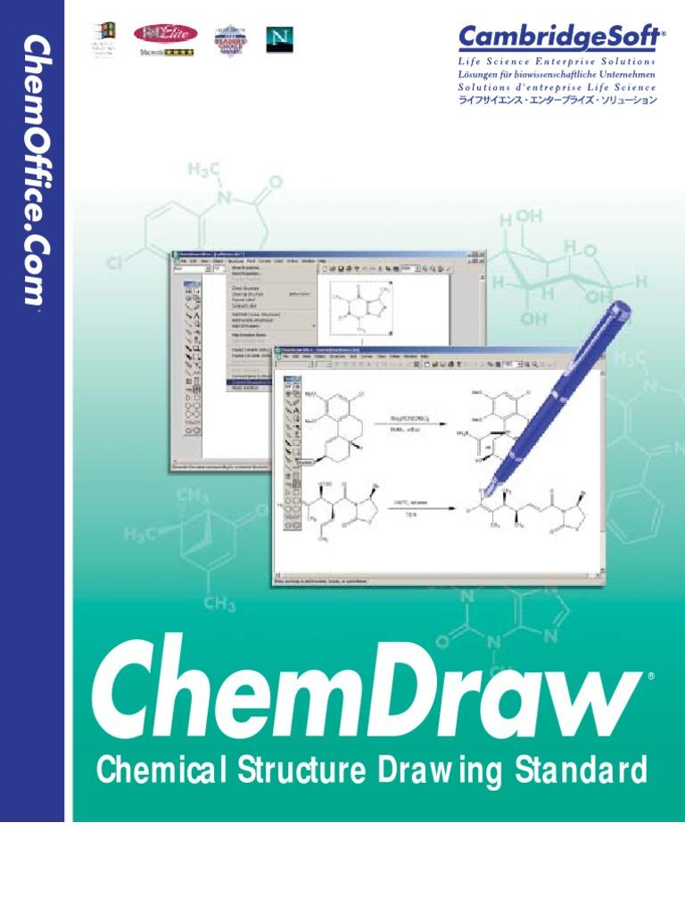 Chemdraw software free online