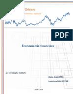 2012 Projet Finance
