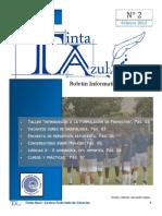Boletín Informativo del CFC Tinta Azul N°2-Año 1