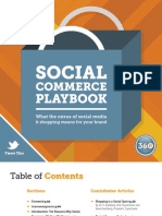360i Social Commerce Playbook