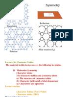 Chem 373- Symmetry
