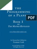 Truman Cash the Programming of a Planet PDF