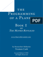 Truman Cash the Programming of a Planet PDF