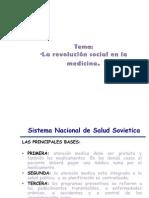 Revolucion Social de La Medicina