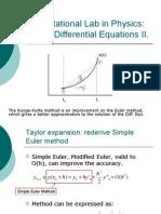 Phys102 Lecture07!08!10Fall RungeKutta 1