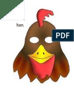 topeng ayam