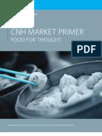 CNH Market Primer Food for Thought