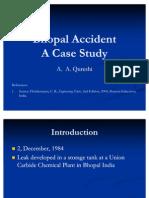 Professional Ethics - Bhopal Incident Case Study