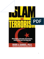 Islam and Terrorism, By Dr. Mark a. Gabriel Ph.D