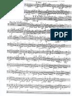 Vanhal, J B - Concerto in D - Bass - L. Streicher Fingerings