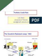 Portfolio Credit Risk 2