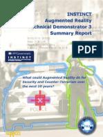 INSTINCT TD3 D09 Summary Report v12a
