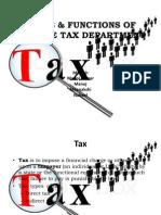 tax ppt