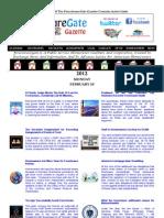 Monday - February 20, 2012 - ForeclosureGate Gazette