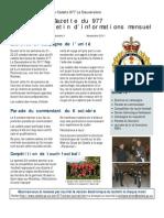 La Gazette du 977 vol 6 num 1