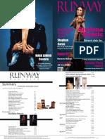 Runway Magazine Emerging Designer 2012