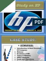 Case Study HP