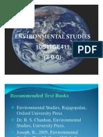 Environmental Studies.pptx Module 1