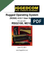 Ros User Guide Rsg2100 m2100