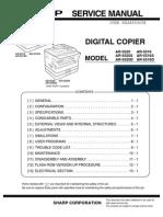 sharp ar 5316 service manual image scanner booting rh scribd com sharp ar 5520 service manual free download sharp ar 5520 user's manual