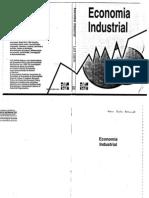 Luis Cabral - Economia Industrial
