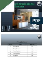 WNS Presentation