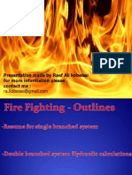 Firefighting Hydraulic Calculation
