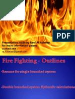 Firefighting Hydraulic Calculation