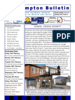 Issue 6 Newsletter