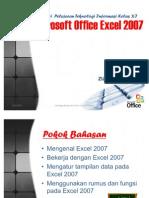 Modul Microsoft Office Excel 2007