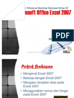 Modul Microsoft Office Excel 2007