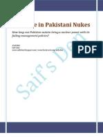 The Hole in Pakistani Nukes