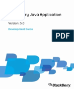 Blackberry Java Application Development Guide 790641 1109120224 001 5.0 Beta US