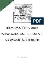 Homemade Fusion