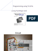 In System Programming Using TX & Rx _NXP Micro Controllers_ Flash Magic _ Win7_Hyperterminal